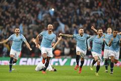 Man City vô địch cúp Liên đoàn Anh sau loạt luân lưu nghẹt thở