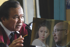 Lời khuyên gây tranh cãi ở phiên tòa ly hôn của vợ chồng 'vua cà phê'