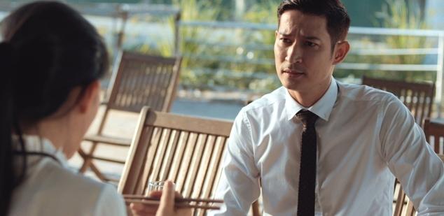 Huy Khánh,cảnh nóng phim Việt,diễn viên