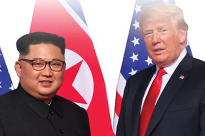 Phát hành đặc biệt bộ tem về Hội nghị thượng đỉnh Mỹ - Triều Tiên