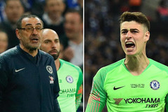 Kẻ nổi loạn Kepa: Chelsea xấu mặt, Real nhận vố đau