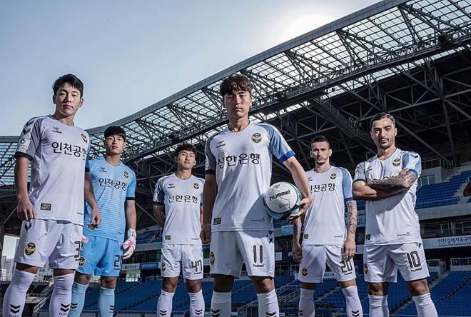 Đồng đội đẹp trai, cao 1,96 m của Công Phượng tại Hàn Quốc