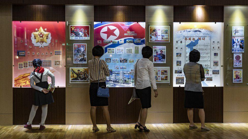 Ảnh hiếm về cuộc sống của trẻ em ở Triều Tiên