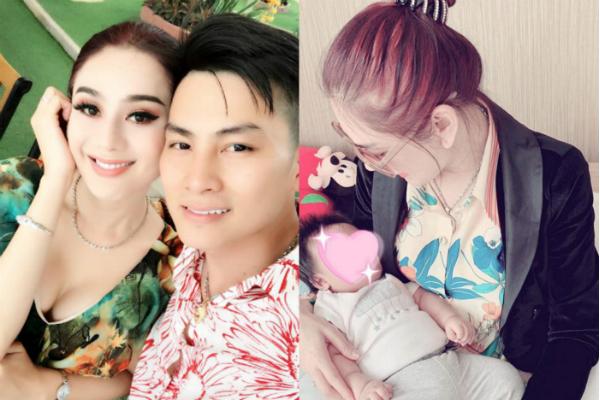 Chuyện Lâm Khánh Chi có con gây bão cộng đồng mạng Trung Quốc