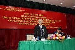 Làm tốt vai trò 'cầu nối' hữu nghị và hợp tác Việt Nam - Lào