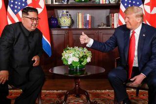 'Mỹ - Triều có thể tuyên bố chấm dứt chiến tranh ở Hà Nội'