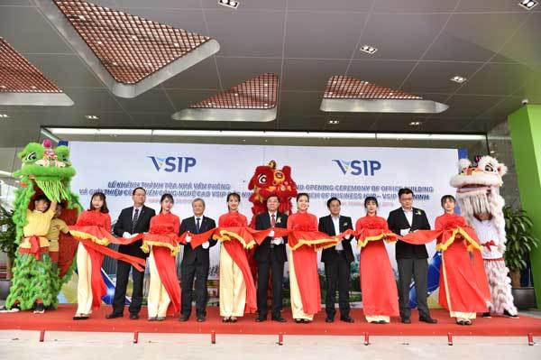Bước chuyển mình của VSIP Bắc Ninh