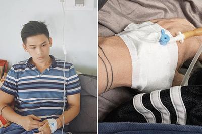 Căn bệnh nguy hiểm khiến nam ca sĩ trẻ người Việt suýt liệt nửa người