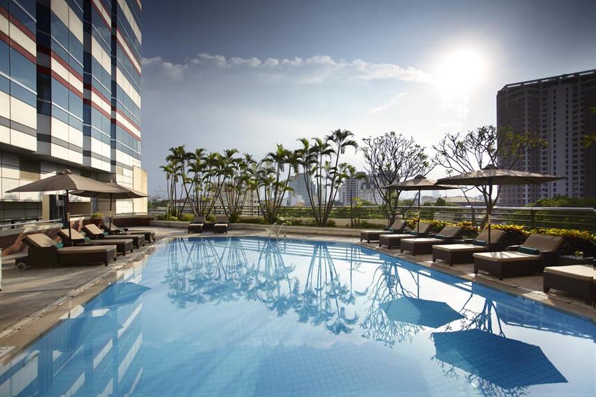 Đẳng cấp sang trọng, tiện nghi của khách sạn Melia ở Hà Nội