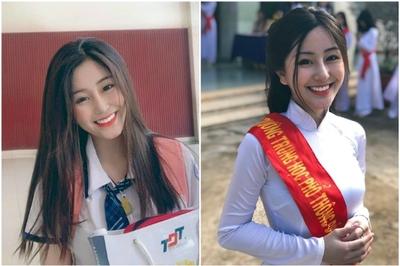 Vẻ đẹp nữ sinh TP.HCM được báo Hàn ca ngợi