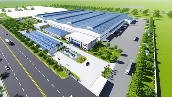 TCL khởi công nhà máy sản xuất TV mới tại Bình Dương