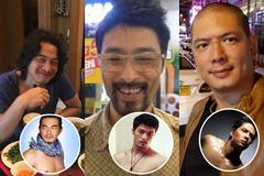 Ngoại hình khó nhận ra của các mỹ nam Việt lừng lẫy một thời