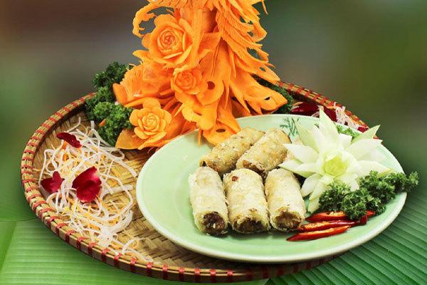 Ẩm thực Việt Nam chinh phục chính khách thế giới