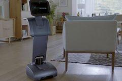 Temi robot - 'Trung tâm di động' của ngôi nhà thông minh