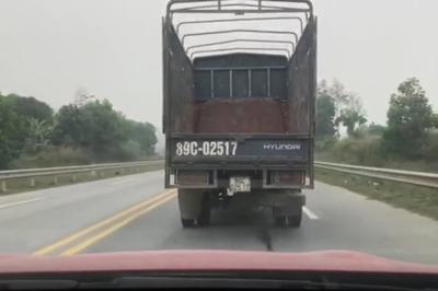 """Gặp """"bẫy tốc độ"""" trên cao tốc phải làm gì?"""