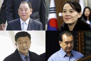 'Bộ tứ quyền lực' luôn tháp tùng Chủ tịch Kim Jong-un