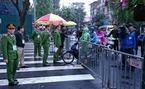 Thượng đỉnh Mỹ-Triều: An ninh thắt chặt trước khách sạn Melia sáng nay