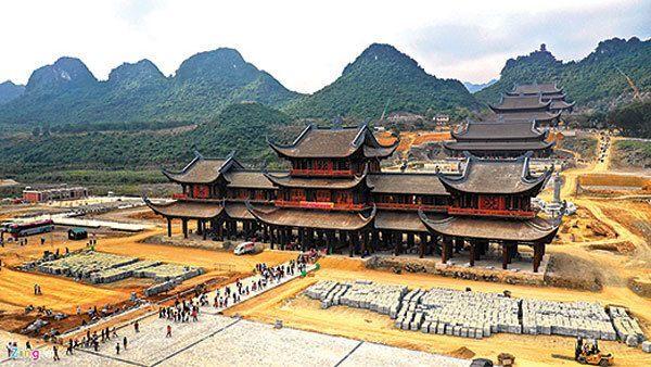 chùa Tam Chúc,đại gia Xuân Trường