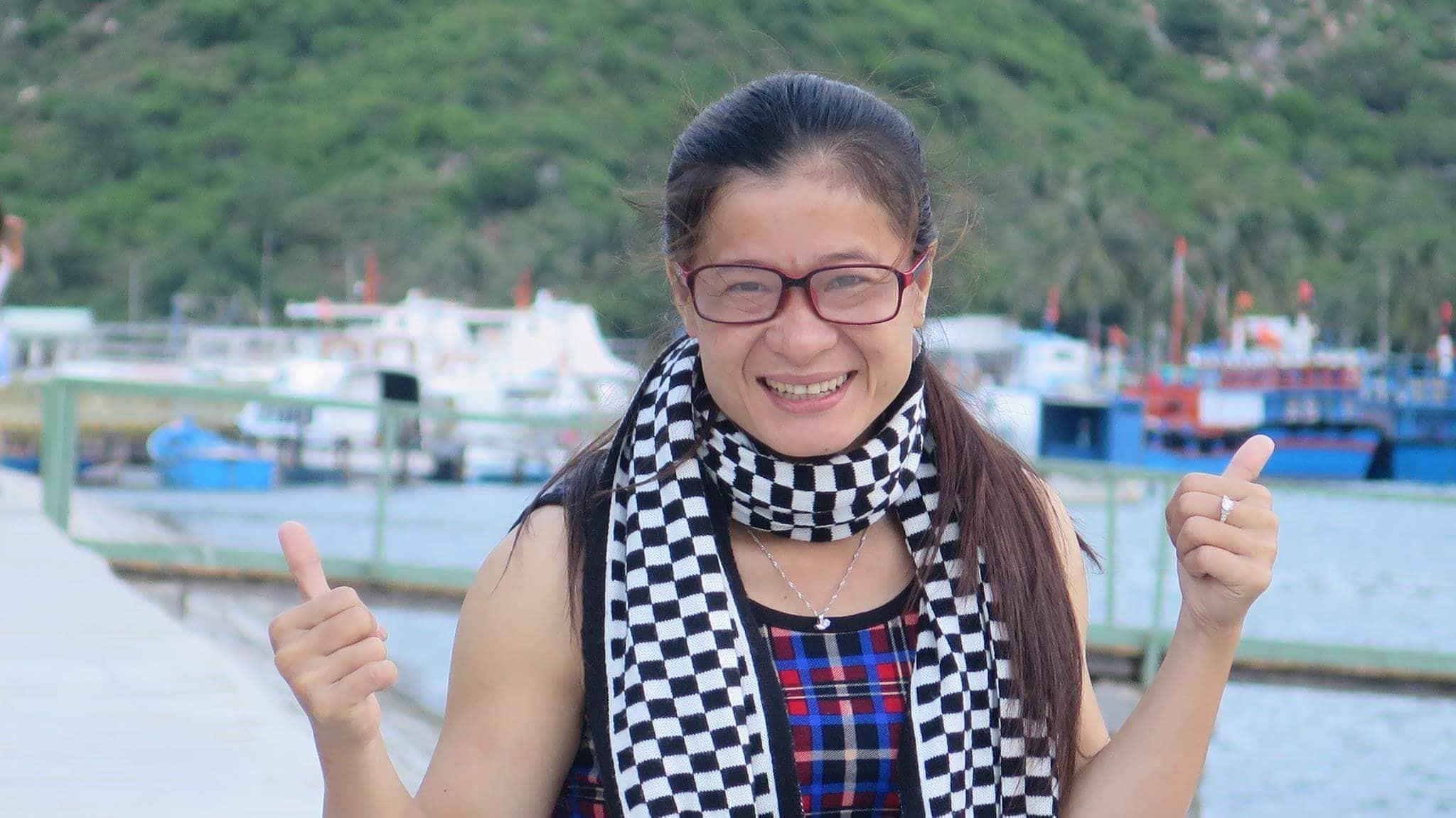 Thanh Sói: Khi không làm 'ác nữ' thì bán cá ngoài chợ