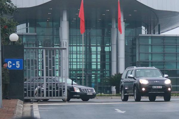 Ngoại trưởng Mỹ Mike Pompeo đến Hà Nội