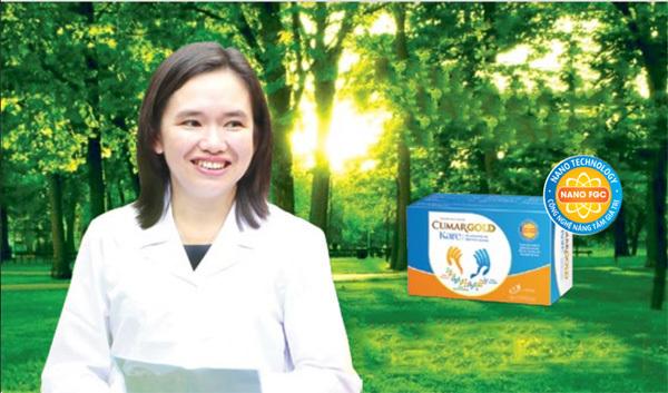 Nữ tiến sĩ 'Nano' hết lòng vì bệnh nhân ung thư