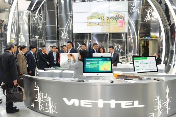 MWC 2019: Viettel giới thiệu 4 nhóm giải pháp kết nối thông minh