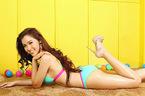 Người đẹp chuyển giới kế nhiệm Hương Giang khoe đường cong nóng bỏng với bikini