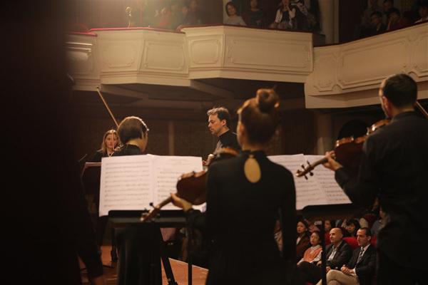nhạc hàn lâm,âm nhạc cổ điển,tài năng âm nhạc