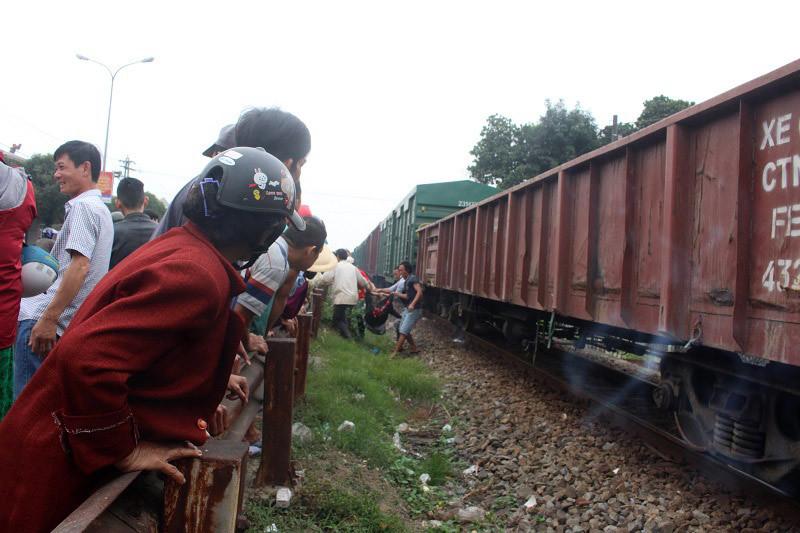 tai nạn đường sắt,tai nạn giao thông,tai nạn chết người