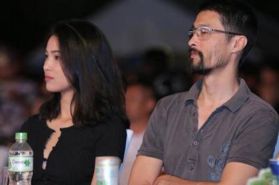 Chân dung cô gái luôn bên cạnh Johnny Trí Nguyễn lúc gầy gò, xuống sắc