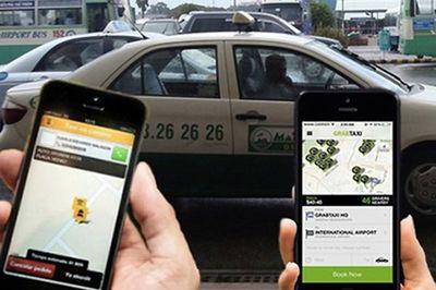 Lơ mơ định danh taxi công nghệ, 'đau đầu' chuyện thất thu thuế