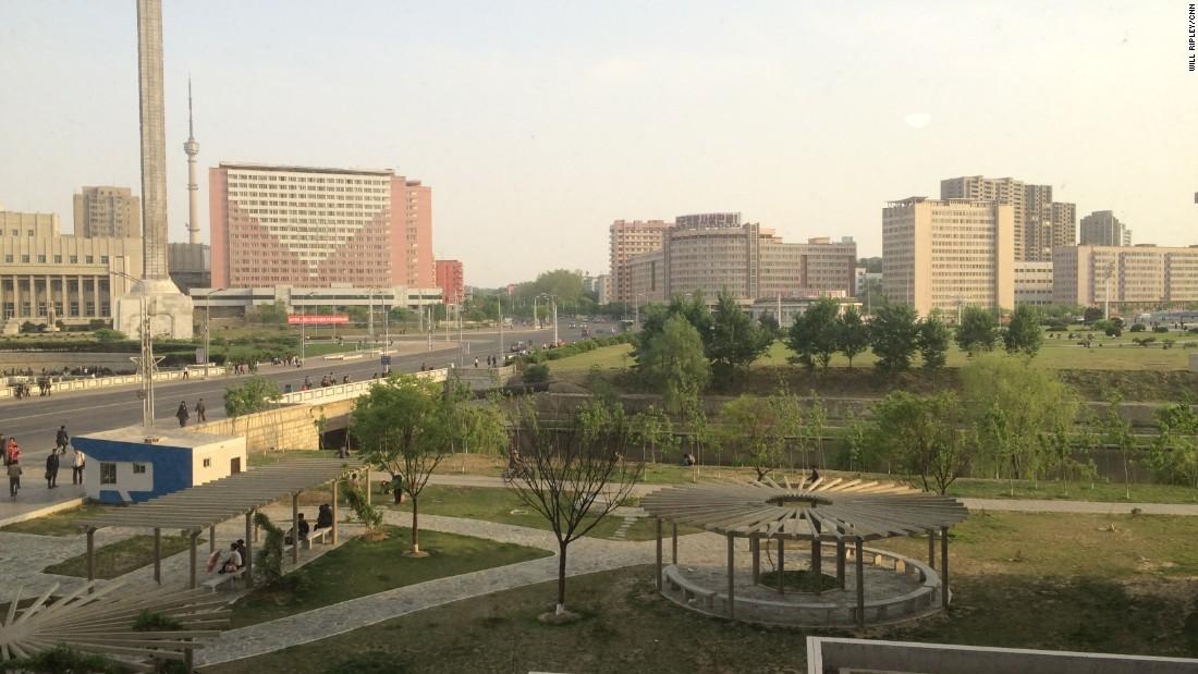 Bật mí cuộc sống bên trong chung cư cao cấp ở Triều Tiên