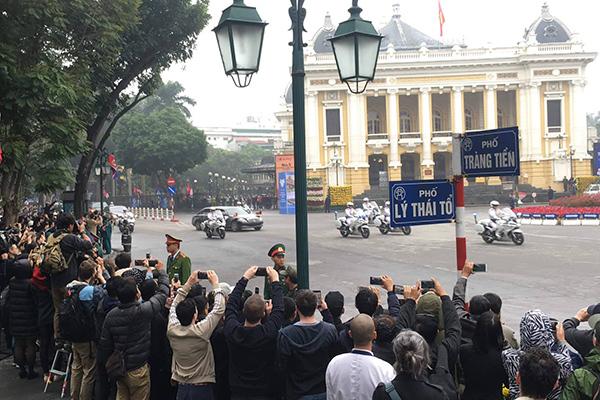 Thượng đỉnh Mỹ-Triều: Chỉ thị 'nóng' của Chủ tịch Hà Nội