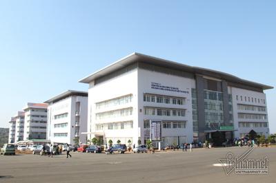 Bệnh viện nghìn tỷ ở Tây Nguyên đi vào hoạt động