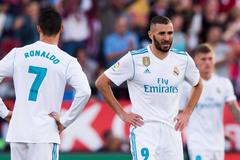 Benzema phũ phàng với Ronaldo trước Siêu kinh điển