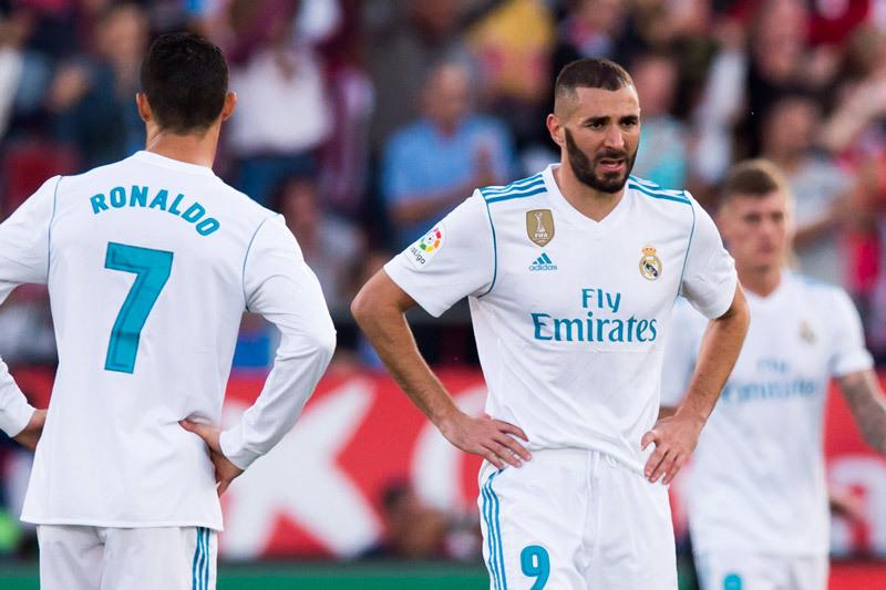 Real Madrid,Real Madrid vs Barca,Karim Benzema,Cristiano Ronaldo,Siêu kinh điển