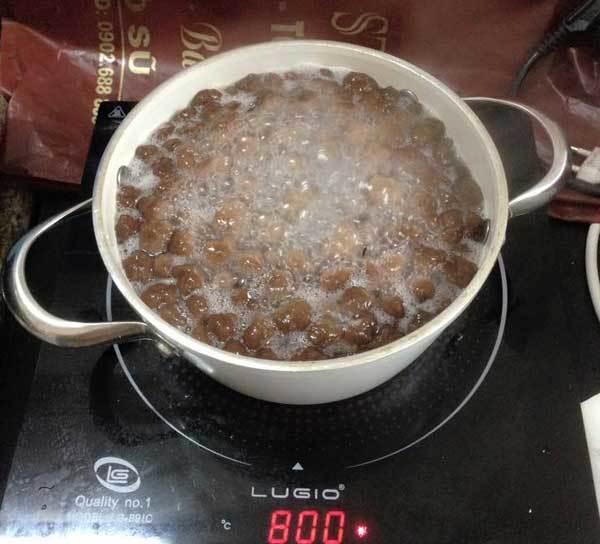 Hướng dẫn cách làm trà sữa trân châu đơn giản nhất