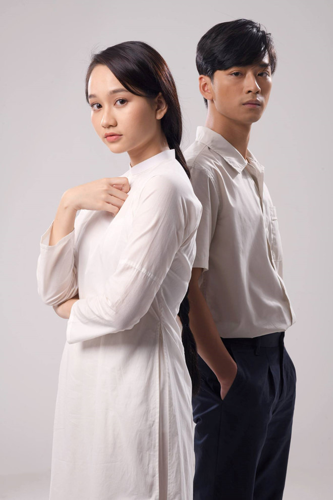 Nàng thơ mới của Victor Vũ trong 'Mắt biếc' sở hữu nhan sắc trong veo