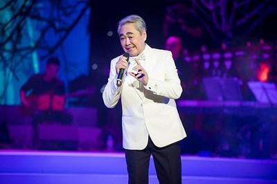 NSND Quang Thọ hát chương trình chiêu đãi Chủ tịch Kim Jong-un