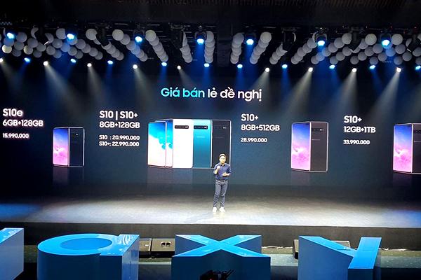 Chính thức: Galaxy S10 giá 21 triệu, Galaxy S10+ giá 23 triệu tại Việt Nam