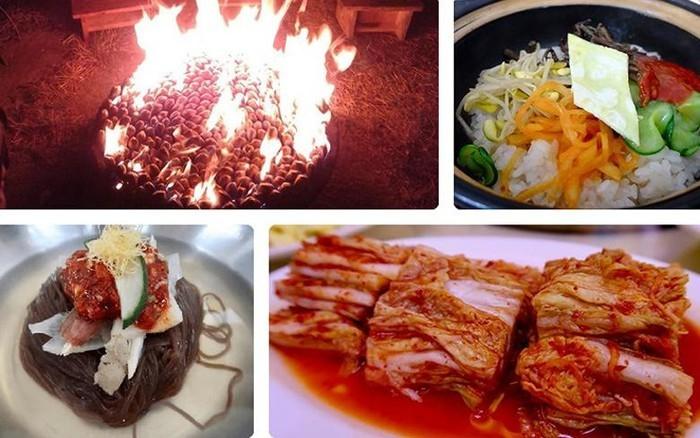 Những món đặc sản giá 'bình dân' ở Triều Tiên
