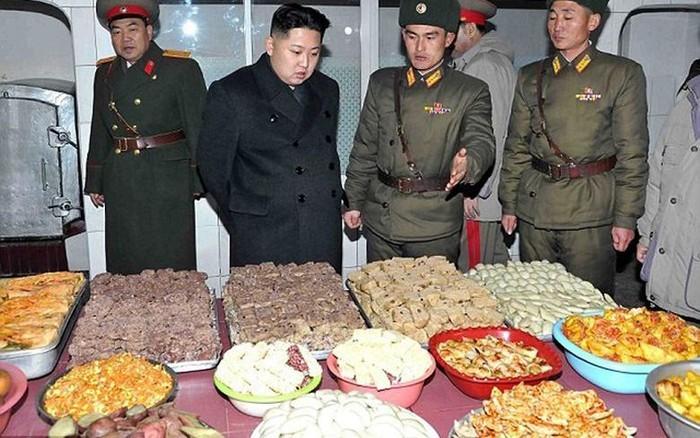 Triều Tiên,đặc sản Triều Tiên