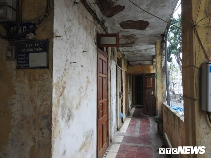 Điều đặc biệt trong chung cư kĩ sư Triều Tiên xây ở Hà Nội