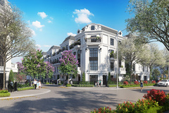Elegant Park Villa - không gian sống của giới tinh hoa