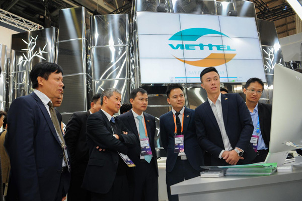 'Viettel - nhà mạng đáp ứng xu thế tương lai'