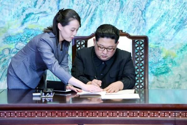Phong cách thời trang không trộn lẫn của em gái ông Kim Jong-un