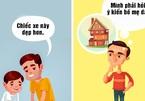 8 sai lầm của bố mẹ sẽ ảnh hưởng xấu đến tương lai của con