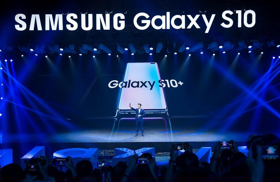 """Galaxy S10 ra mắt tại Việt Nam với dấu ấn """"tạo khác biệt"""""""