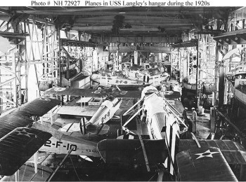 Ngày này năm xưa,Tàu sân bay,USS Langley,vũ khí Mỹ