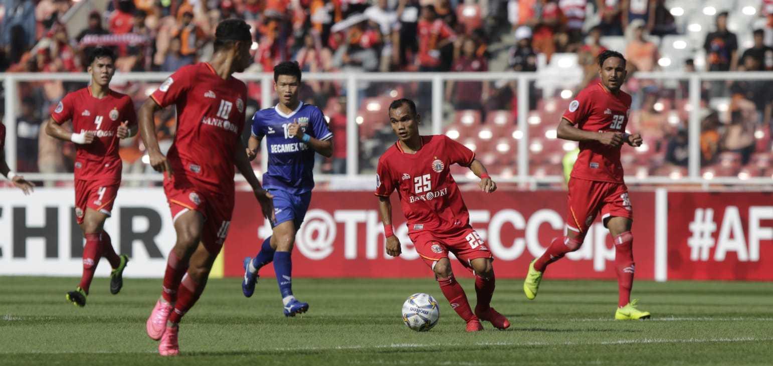 B.Bình Dương bị cưa điểm đáng tiếc trận ra quân AFC Cup